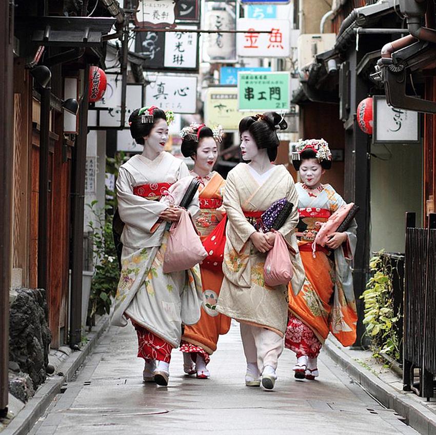 5 Kyoto Gion