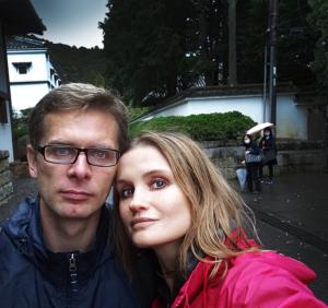 1 deszcz w Kyoto