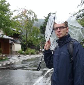 10 parasol nie dał rady