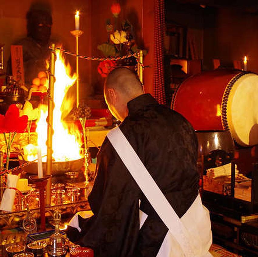 21 koyasan ceremonia