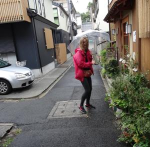 5 deszcz w Kyoto
