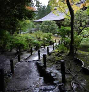 6 Kyoto po deszczu