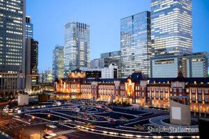 1. Tokyo Station