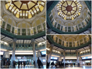 5.Tokyo station kopula
