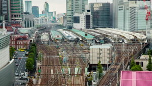7.Tokyo station tory