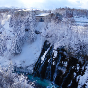 11. Shirogane Onsen_wodospad Shirohige