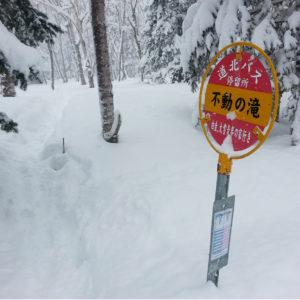 15.Shirogane Onsen_powrot z Blue Pond