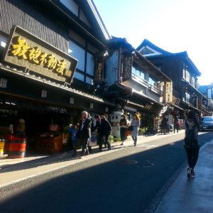 2 Narita, Omotesando, wszystkiego japonskiego