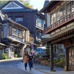 4 Narita, Omotesando, wszystkiego japonskiego