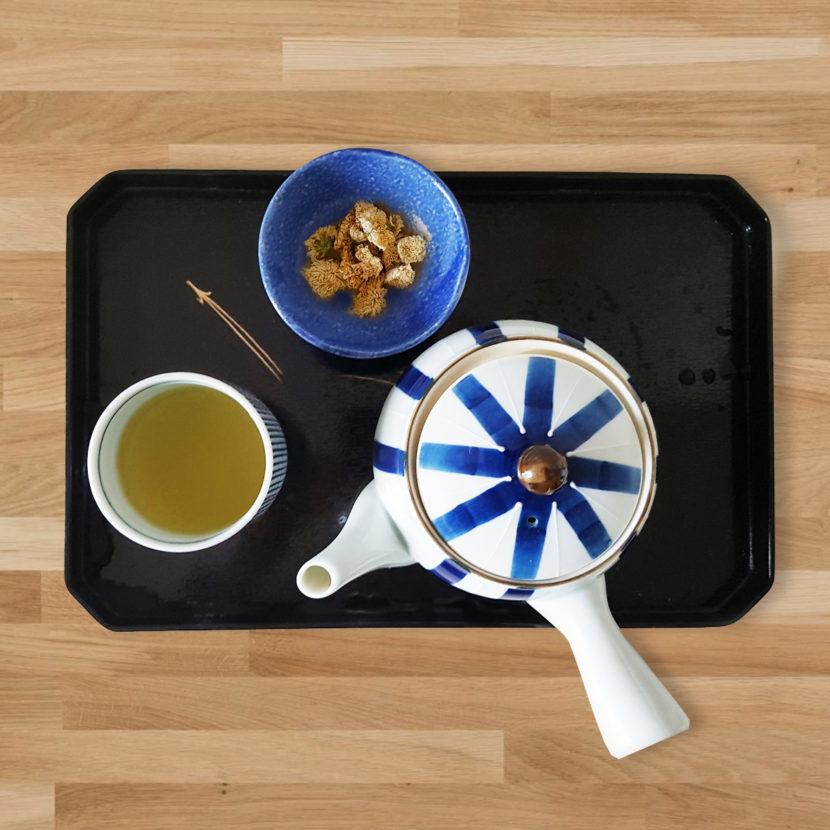 zimowa zielona herbata wszystkiegojaponskiego